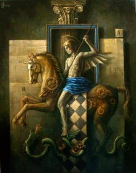 воин - Jake Baddeley