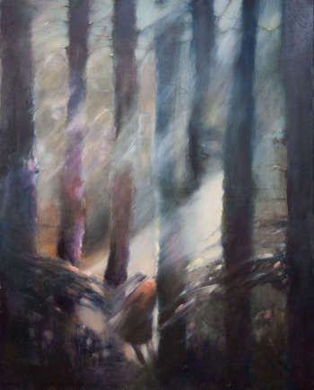 Wind forest - Janina Knap