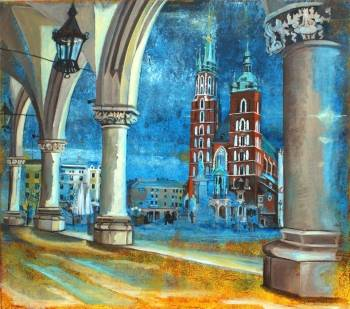 View from the Cloth Hall - Joanna Inga Zięblińska