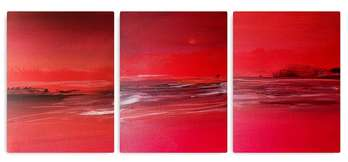 Cape of memories - triptych - Joanna Sadecka
