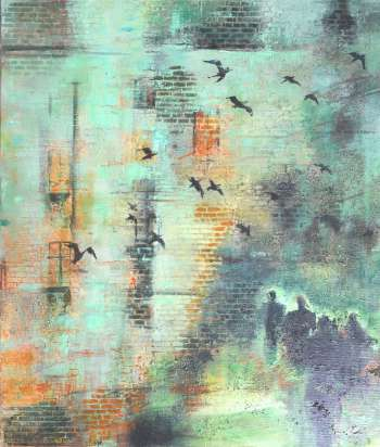 City Birds - Jolanta Madej
