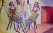 Girl's night out - Justyna Anthony