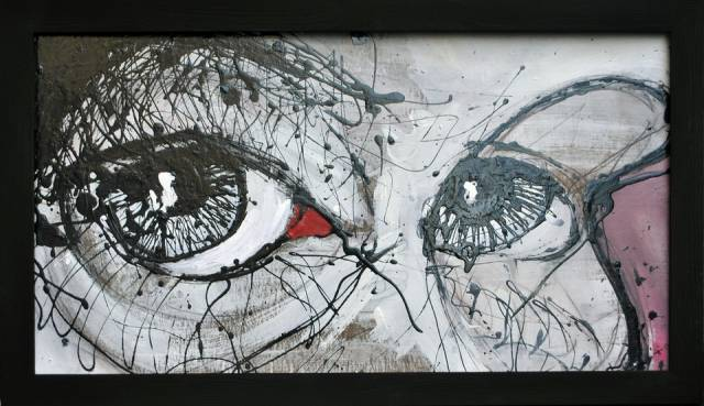 Eye;s of truth Karol Madyjewicz