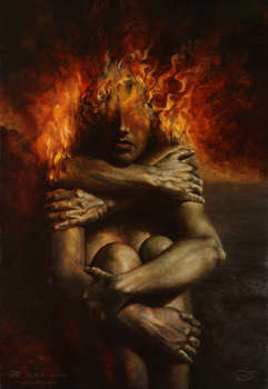 Burning Desire - Leo Plaw