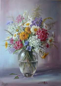 Summer Bouquet - Lidia Olbrycht