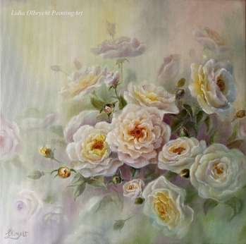 Rose Bush - Lidia Olbrycht