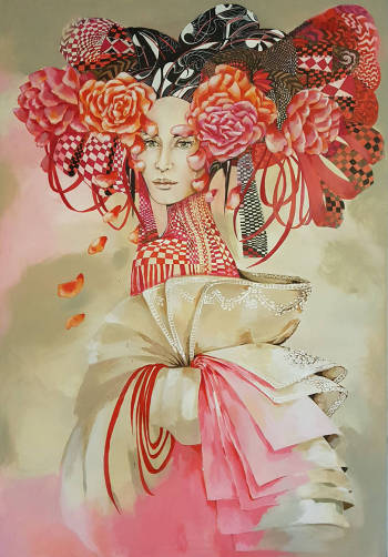 MADAME BUTTERFLY - Maggie Piu