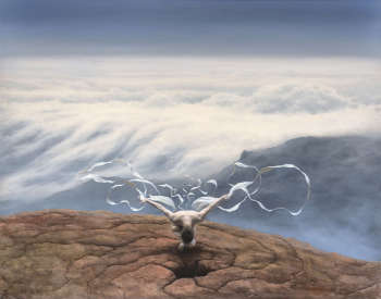 """untitled"" (from the Incarnatio series) - Maksymilian Novak Zempliński"