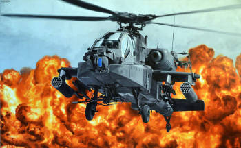 Fire eclipse - Marek Pękacz