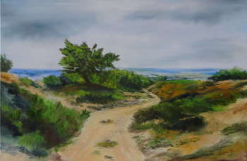 Polish landscapes - Summer by the sea - Maria Sularz