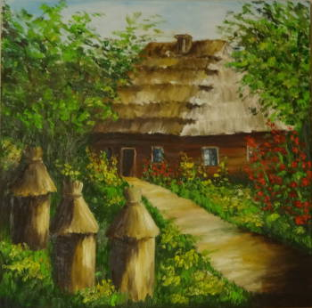 Polish landscapes - the open-air museum of Wdzydze - Maria Sularz