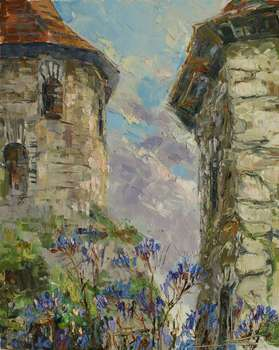 Polish Gate Towers - Marina Kozlowska