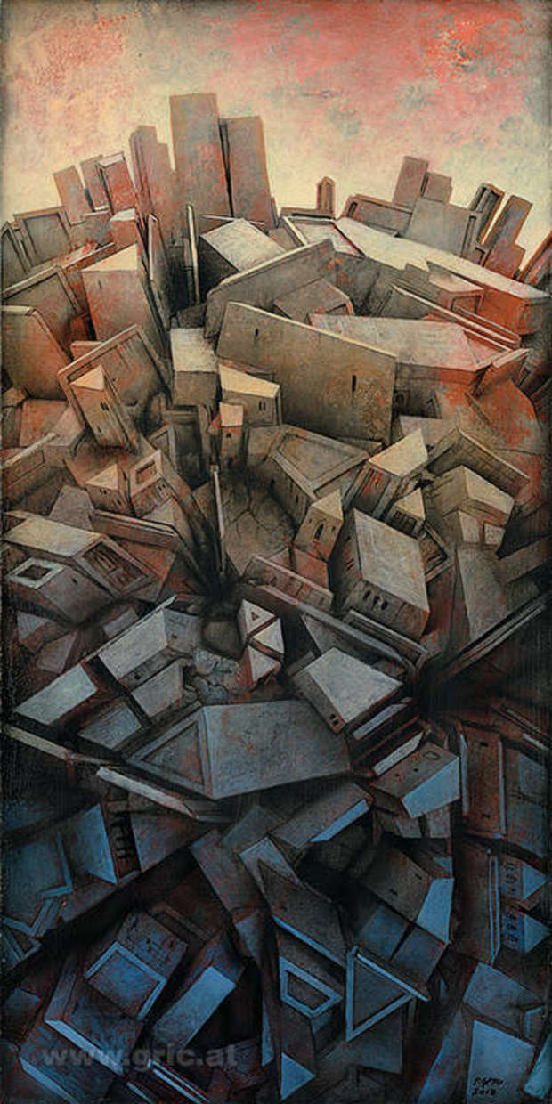 Modified Planet Peter Gric
