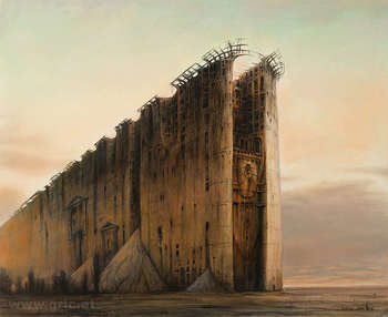 Arche III - Peter Gric