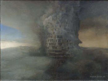Tour en flammes - Peter Gric