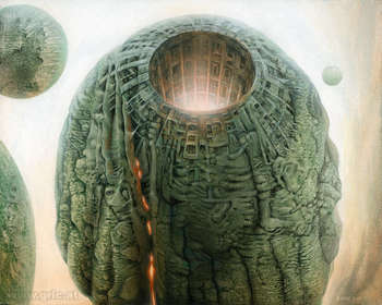 Manufatto celeste - Peter Gric