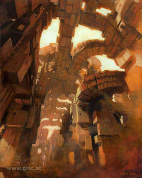 Central Nave - Peter Gric