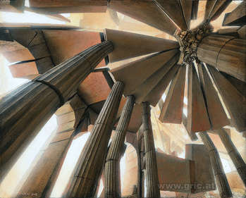 Dissolution of Form - Peter Gric