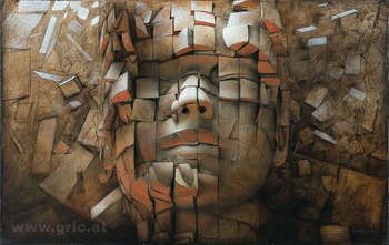 dissolution - Peter Gric