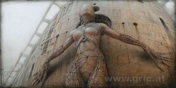 Gynoid IX - Peter Gric