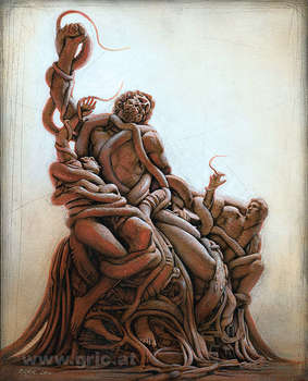 Laocoon Syndrome - Peter Gric