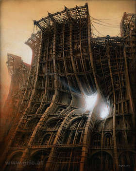 Warmhole - Peter Gric