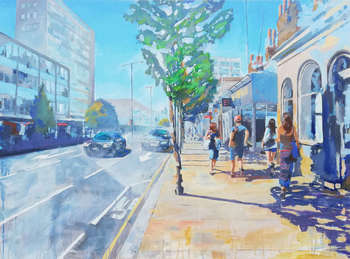 Notting Hill Gate London - Peter Mcquillan