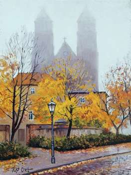 Herbst in Magdeburg - Piotr Olech