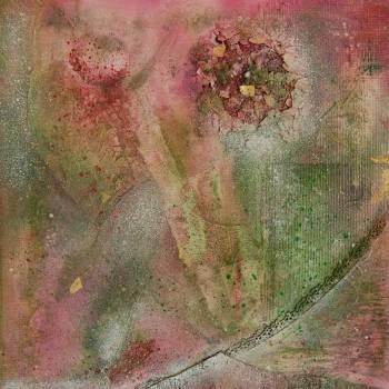 Abstract flower - Rachel McCullock