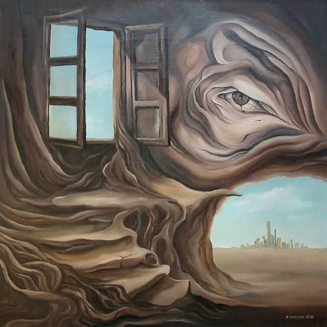 Znalezione obrazy dla zapytania samotność obraz artysta