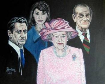 ROYAL FAMILIES - Ray Johnstone