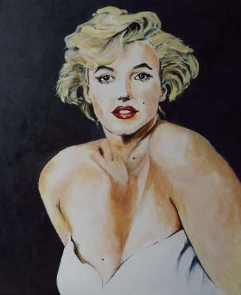 MM (Marilyn Monroe) '2017 - Robert Berlin