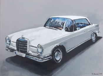 Mercedes-Benz 220 SE Coupe  - Robert Berlin