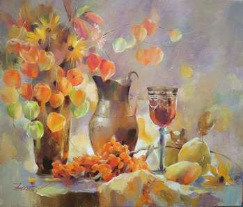 Golden Bells of Autumn - Tatiana Zaretskaja