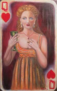Queen of Hearts - Tetyana Shcherba