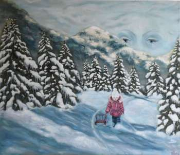Winter. Homecoming - Tetyana Shcherba