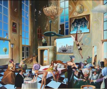 Chamber of pleasure - Tomasz Sętowski