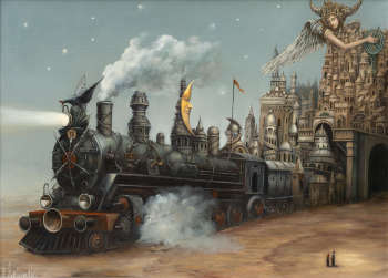 The Locomotive of Time - Tomasz Sętowski