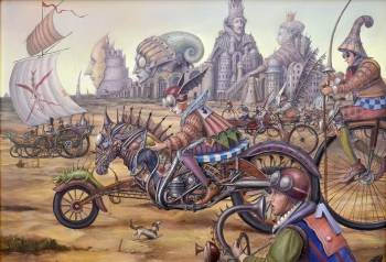 Race to the Future - Tomasz Sętowski