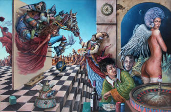 Victory imagination over reason - Tomasz Sętowski