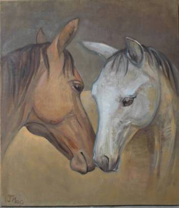 In love with horses - Tymon  Mackiewicz