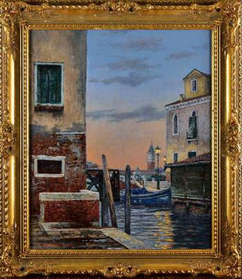 Venice - first light - Wojciech Górecki