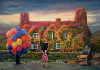 I want to balloon - Zbigniew Kopania