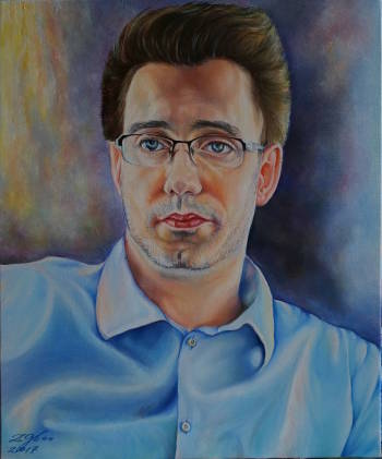 Portrait of Robert '17 - Zenon Gleń