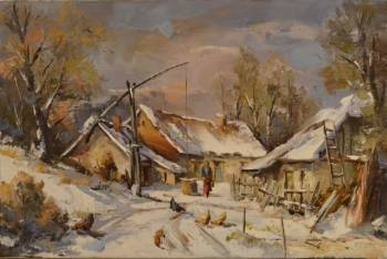 winter rural - . Zorankezic