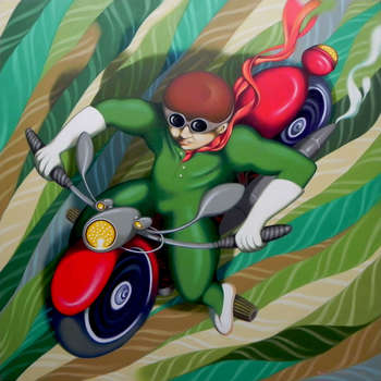 Motorcycle - federico cortese