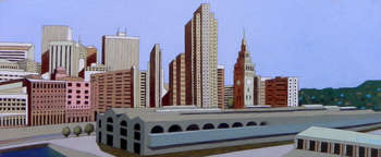 Small view of San Francisco - federico cortese