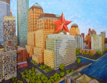 The red star - federico cortese