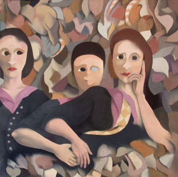 Three women - federico cortese