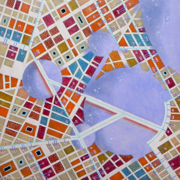 the cities of the Moon - federico cortese